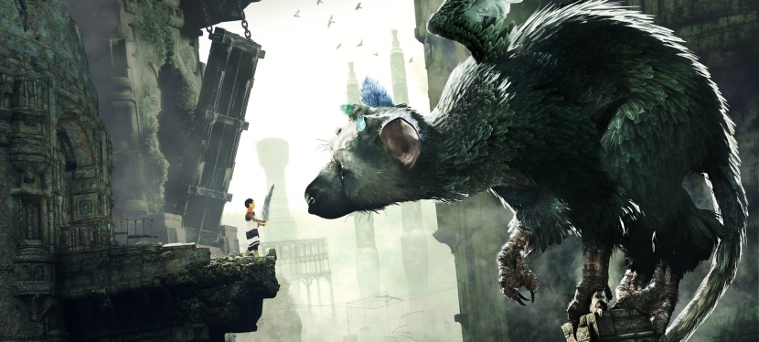 Test : The Last Guardian